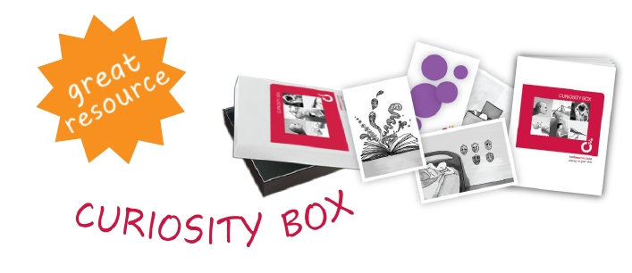 Curiosity Box inspiration cards