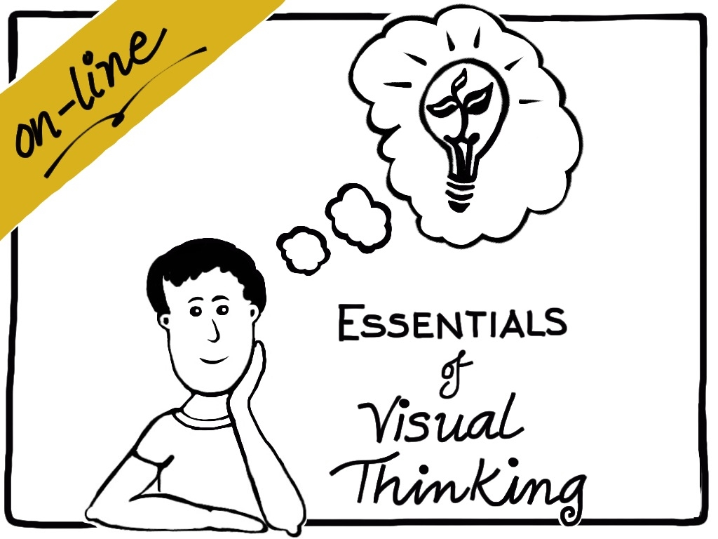 Essentials of Visual Thinking eCourse now available